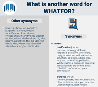whatfor, synonym whatfor, another word for whatfor, words like whatfor, thesaurus whatfor