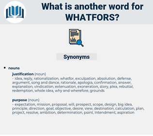 whatfors, synonym whatfors, another word for whatfors, words like whatfors, thesaurus whatfors