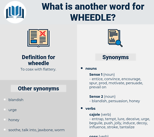 wheedle, synonym wheedle, another word for wheedle, words like wheedle, thesaurus wheedle
