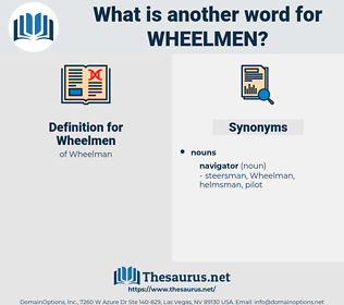 Wheelmen, synonym Wheelmen, another word for Wheelmen, words like Wheelmen, thesaurus Wheelmen