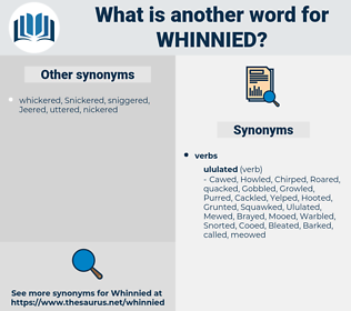 Whinnied, synonym Whinnied, another word for Whinnied, words like Whinnied, thesaurus Whinnied
