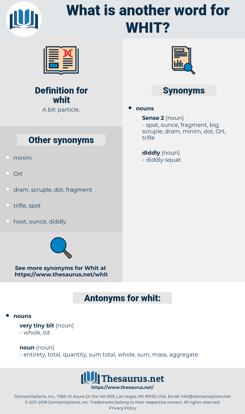whit, synonym whit, another word for whit, words like whit, thesaurus whit