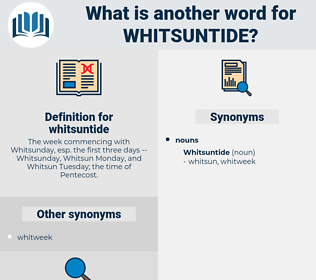 whitsuntide, synonym whitsuntide, another word for whitsuntide, words like whitsuntide, thesaurus whitsuntide