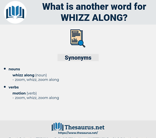whizz along, synonym whizz along, another word for whizz along, words like whizz along, thesaurus whizz along