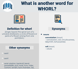 whorl, synonym whorl, another word for whorl, words like whorl, thesaurus whorl