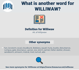 Williwaw, synonym Williwaw, another word for Williwaw, words like Williwaw, thesaurus Williwaw
