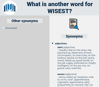 wisest, synonym wisest, another word for wisest, words like wisest, thesaurus wisest