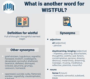 wistful, synonym wistful, another word for wistful, words like wistful, thesaurus wistful
