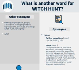 witch hunt, synonym witch hunt, another word for witch hunt, words like witch hunt, thesaurus witch hunt