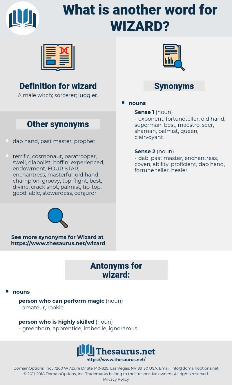 wizard, synonym wizard, another word for wizard, words like wizard, thesaurus wizard
