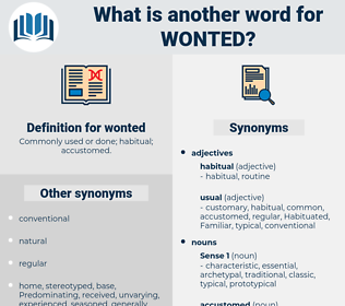 wonted, synonym wonted, another word for wonted, words like wonted, thesaurus wonted