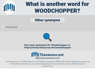 woodchopper, synonym woodchopper, another word for woodchopper, words like woodchopper, thesaurus woodchopper