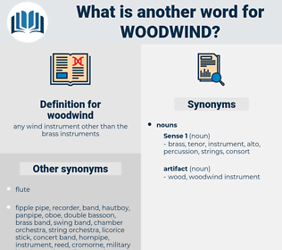 woodwind, synonym woodwind, another word for woodwind, words like woodwind, thesaurus woodwind