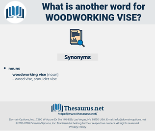woodworking vise, synonym woodworking vise, another word for woodworking vise, words like woodworking vise, thesaurus woodworking vise