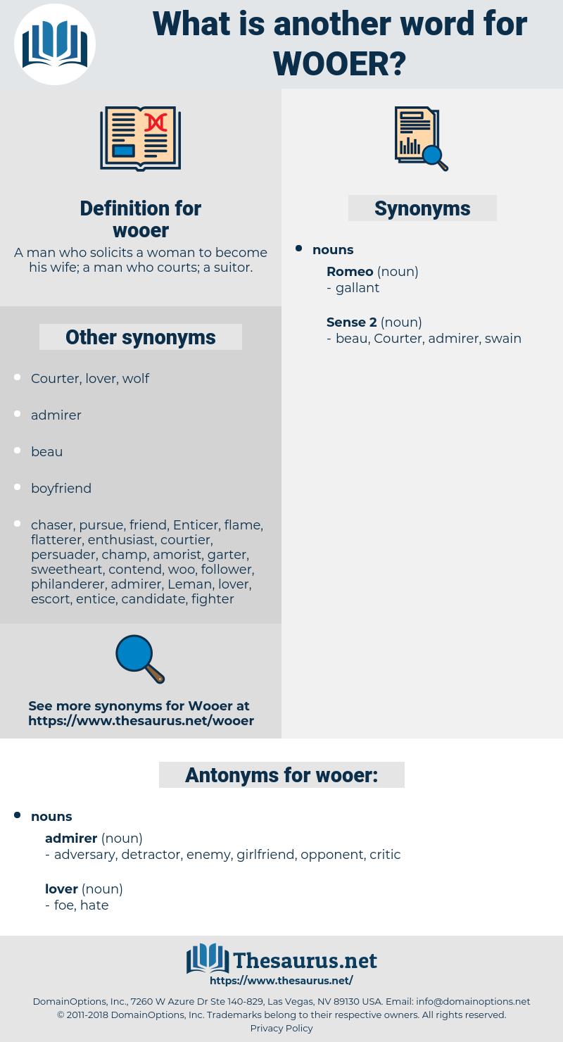 wooer, synonym wooer, another word for wooer, words like wooer, thesaurus wooer