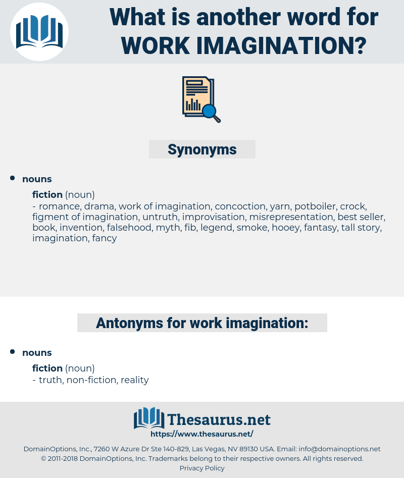 work imagination, synonym work imagination, another word for work imagination, words like work imagination, thesaurus work imagination