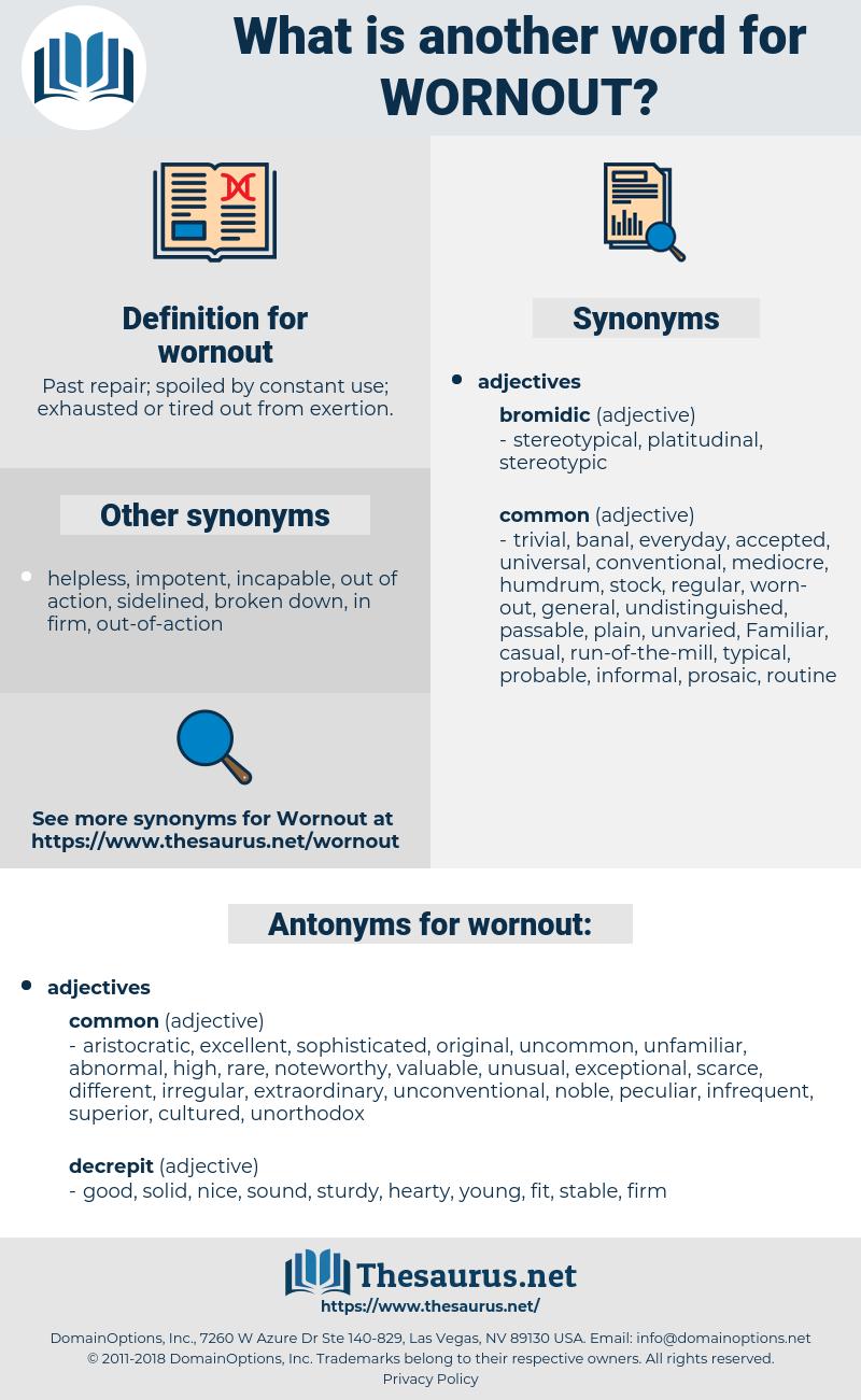 wornout, synonym wornout, another word for wornout, words like wornout, thesaurus wornout