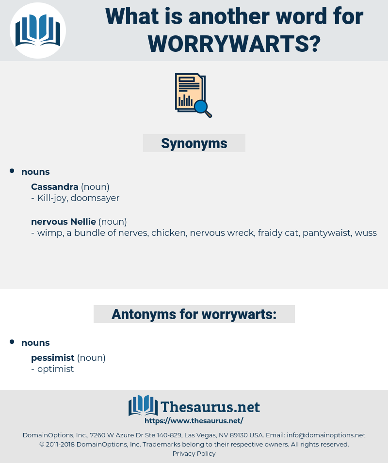 worrywarts, synonym worrywarts, another word for worrywarts, words like worrywarts, thesaurus worrywarts