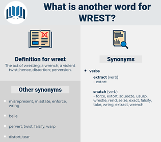 wrest, synonym wrest, another word for wrest, words like wrest, thesaurus wrest