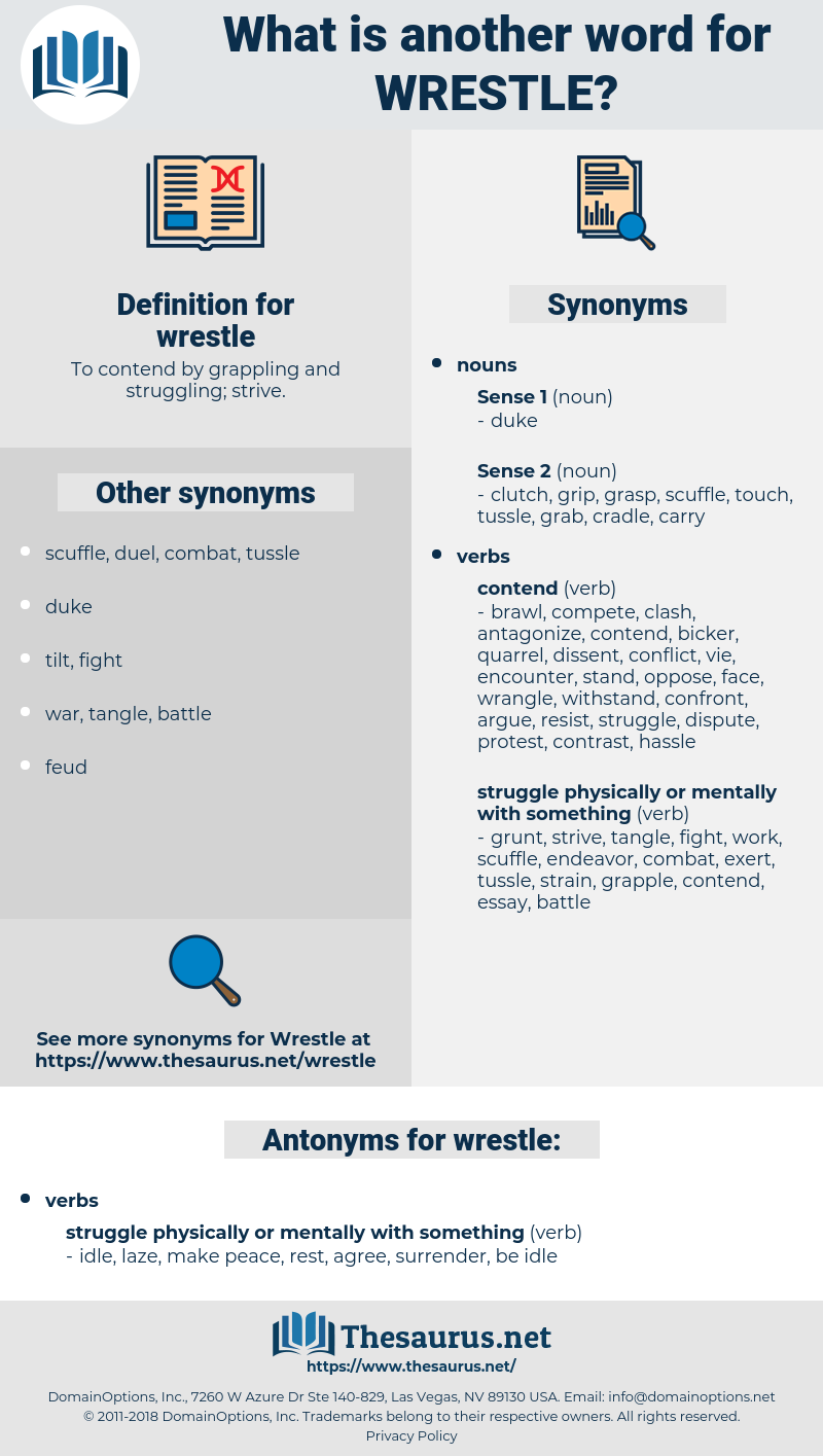 wrestle, synonym wrestle, another word for wrestle, words like wrestle, thesaurus wrestle