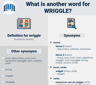wriggle, synonym wriggle, another word for wriggle, words like wriggle, thesaurus wriggle