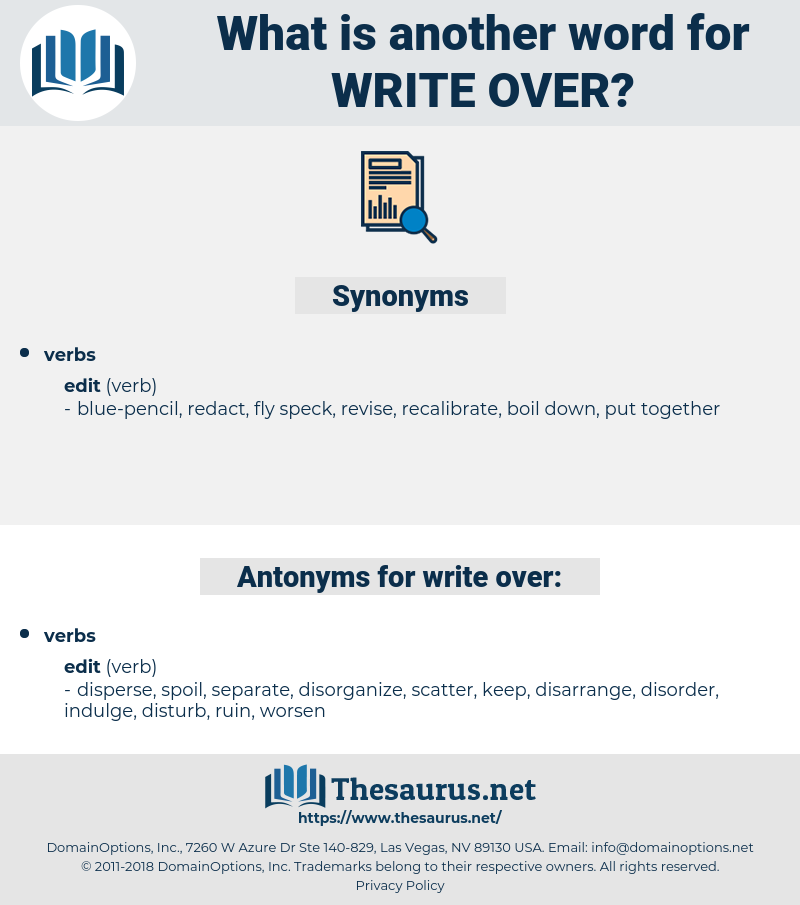 write over, synonym write over, another word for write over, words like write over, thesaurus write over
