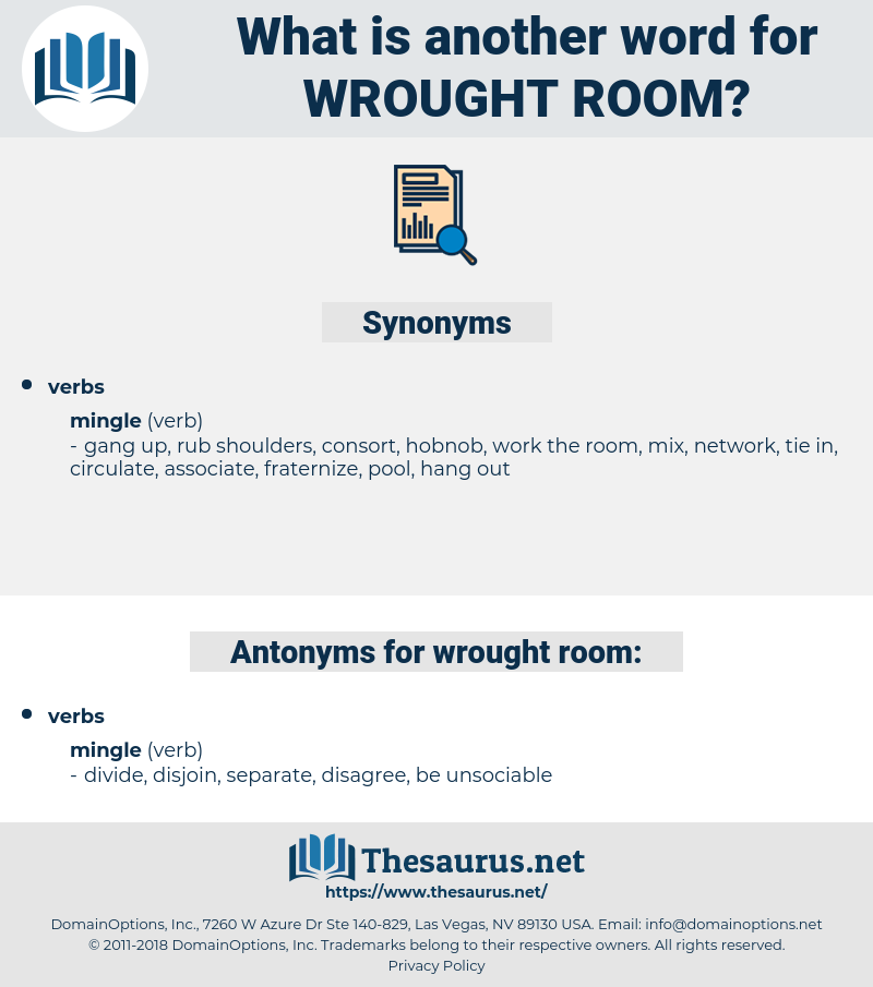 wrought room, synonym wrought room, another word for wrought room, words like wrought room, thesaurus wrought room