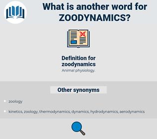 zoodynamics, synonym zoodynamics, another word for zoodynamics, words like zoodynamics, thesaurus zoodynamics
