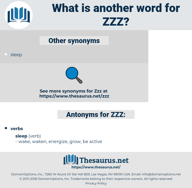 ZZZ, synonym ZZZ, another word for ZZZ, words like ZZZ, thesaurus ZZZ